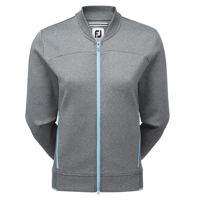 Full-Zip Bomber Women