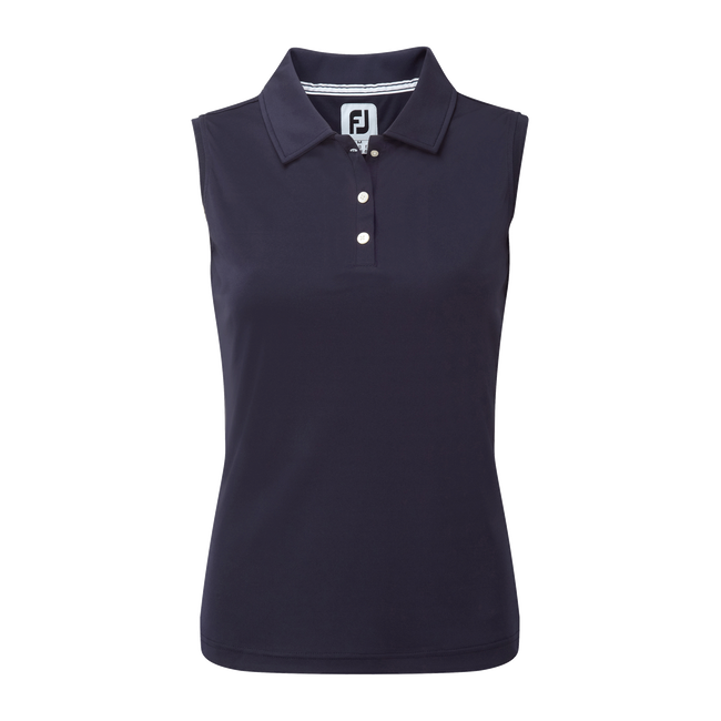 Interlock Sleeveless Solid Women