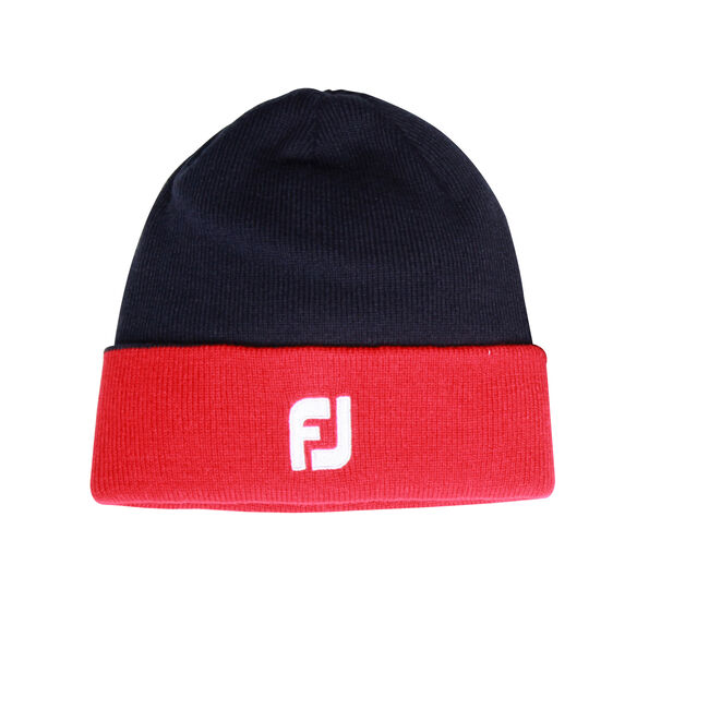 FJ Winter Reversible Golf Beanie