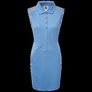 Women's Cap Sleeve Pique Dress