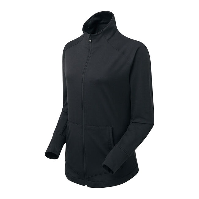 Full-Zip Brushed ChillOut Dam