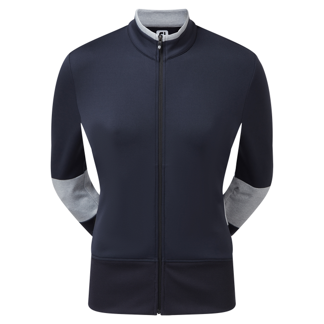 Women's Midlayer Double Jersey Blocked