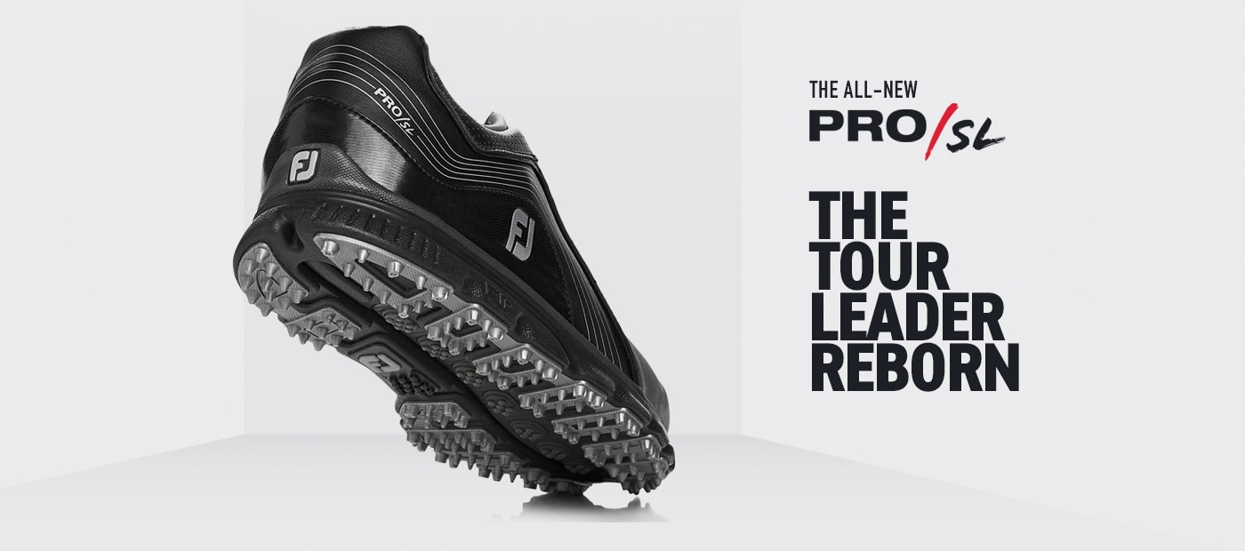 FootJoy Pro/SL The Hottest Shoe on Tour