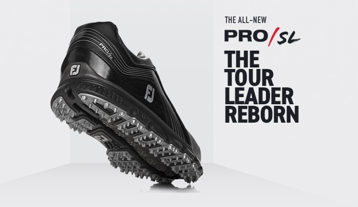 FootJoy All-New Pro/SL Spikeless Golf Shoes