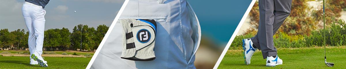 Men's Golf Trousers from FootJoy